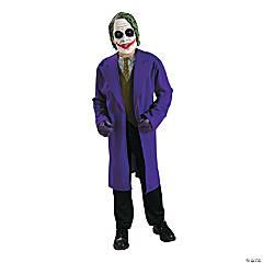 Boy's Batman: The Dark Knight Trilogy™ Joker Costume