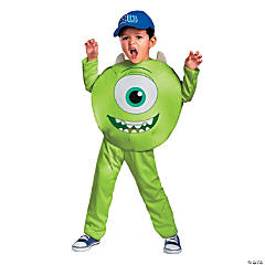 Boy's Classic Mike Costume - Extra Small