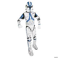Boy's Clone Trooper Costume