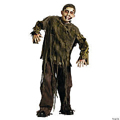 Boy's Dark Zombie Costume