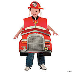 Boy's Deluxe Marshall Paw Patrol Costume
