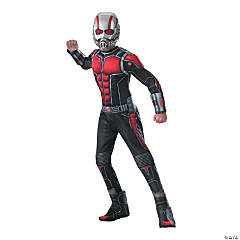 Boy's Deluxe Muscle Chest Ant-Man Costume