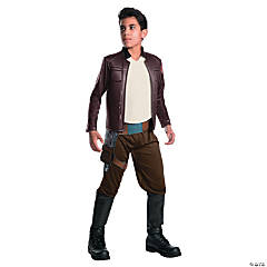 Boy's Deluxe Star Wars™ Episode VIII: The Last Jedi Poe Dameron Costume