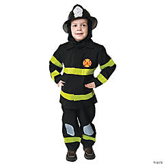Boy's Fire Fighter Costume