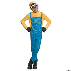 Boy's Minion Bob Costume