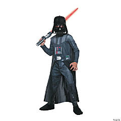 Boy's Photo Real Darth Vader Costume