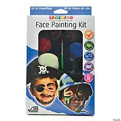 Boy's Snazaroo Face Painting Kits