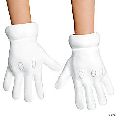 Boy's Super Mario Gloves