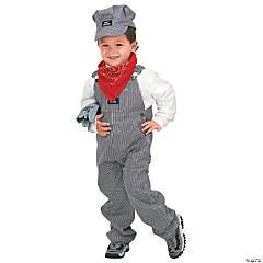 Boy's Train Engineer Costume