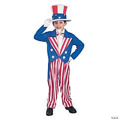 Boy's Uncle Sam Costume
