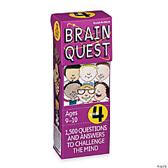 Brain Quest 4th Grade