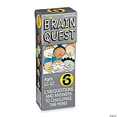 Brain Quest 6th Grade