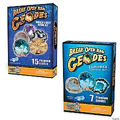 Break Open Geodes: Set of 2
