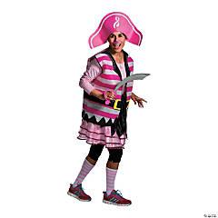 Breast Cancer Awareness Pink Pirate Costume Idea
