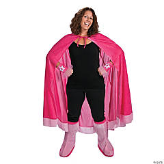 Breast Cancer Awareness Superhero Costume Kit