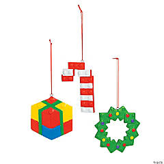 Brick Toys Christmas Ornaments