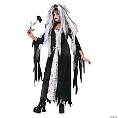 Bride Of Darkness Teen Girl's Costume