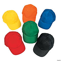 Bright Baseball Caps