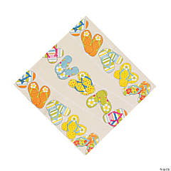 Bright Beach Luncheon Napkins