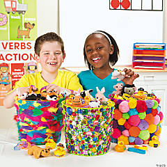Bright Buckets Project Idea