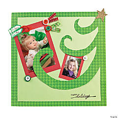 Bright Christmas Scrapbook Collection