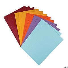 Bright Corrugated Craft Sheets