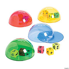 Bright Dice Domes