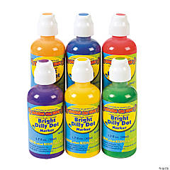 Bright Dilly Dot Markers