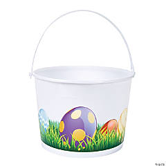 Bright Easter Buckets