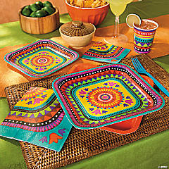 Bright Fiesta Party Supplies
