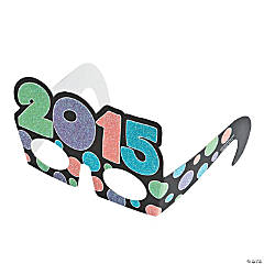 2015 Bright Glasses