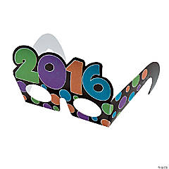 2016 Bright Glasses