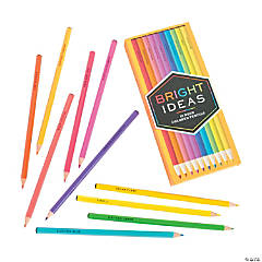 Bright Ideas Neon Colored Pencils