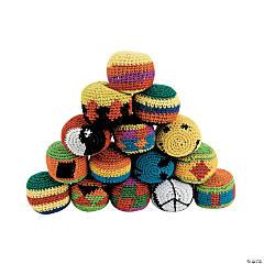 Bright Knitted Kickball Assortment
