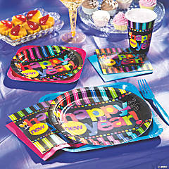 Bright New Year's Party Supplies