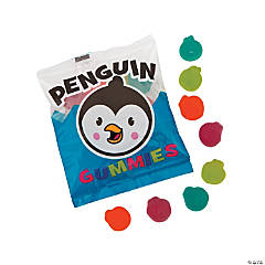 Bright Penguin Gummy Fun Packs