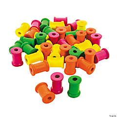 Bright Spool Beads