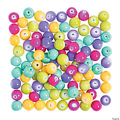 Bright Summer Beads - 8mm