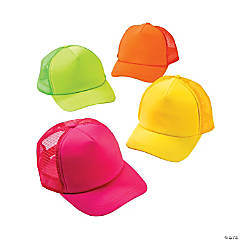 Bright Trucker Caps