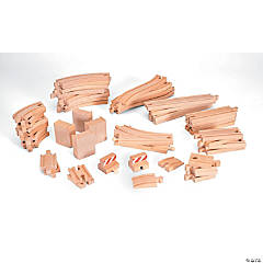 BRIO 50 Piece Track Pack