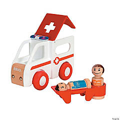 BRIO Light & Sound Ambulance
