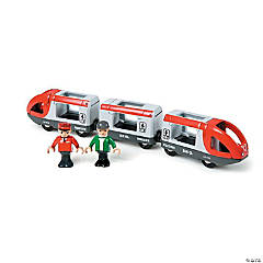 BRIO Travel Battery Train-Red