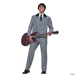 British Invasion Adult Men's Costume
