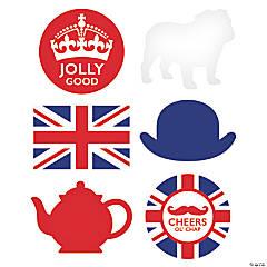 British Party Cutouts
