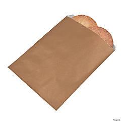 Bronze Parchment Bags