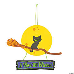 Broomstick Sign Craft Kit