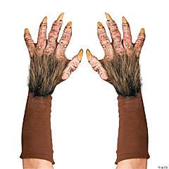 Brown Beast Gloves