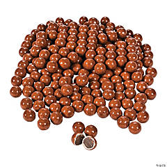Brown Chocolate Candies