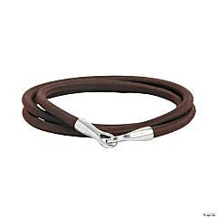 Brown Elastic Cord Bracelets