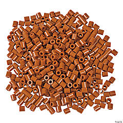 Brown Fuse Beads